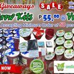 grow kit giveaway
